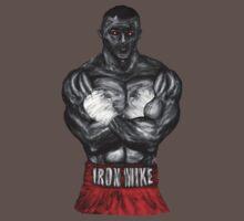 Iron Mike  by Patxshirt