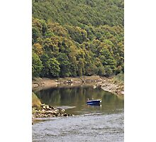 Welsh river Photographic Print