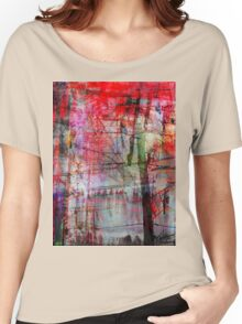 the city 41 Women's Relaxed Fit T-Shirt