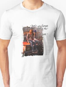 Life is Strange Don't forget  T-Shirt