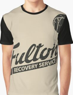 Fulton Recovery Service - Damaged Graphic T-Shirt