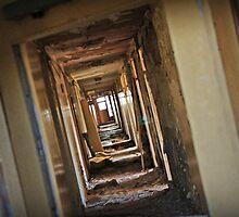 Empty halls by JHuntPhotos