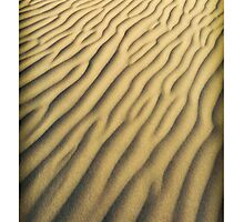Sand Pattern 01 by Tim McGuire