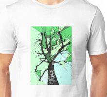 Cubist Tree Unisex T-Shirt