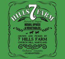 7 HILLS FARM Kids Clothes