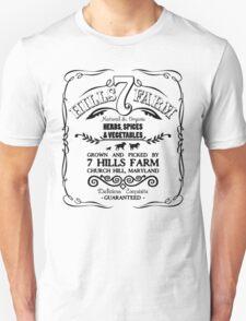 7 HILLS FARM T-Shirt