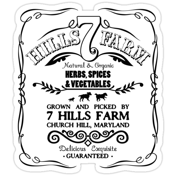 7 HILLS FARM by DREWWISE