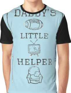 Daddy's Little Helper Graphic T-Shirt