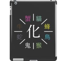 Monogatari Series Apparitions iPad Case/Skin