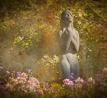 In the Garden of Longing and Dreaming by Marilyn Cornwell