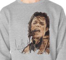 Micheal Jackson signature Pullover