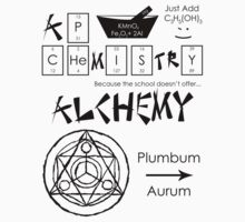 AP Chemistry - Not Alchemy by Ricardo Martinez