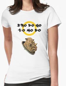 Lord of the rings judoon Womens Fitted T-Shirt