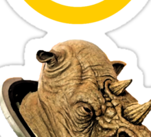 Lord of the rings judoon Sticker