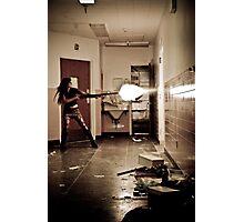 Zombie Killer Photographic Print
