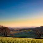 Lyth Valley Winter by Rob Sutherland