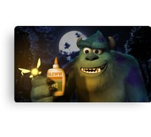 Sully and Navi Canvas Print
