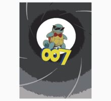 squirtle 007 T-Shirt