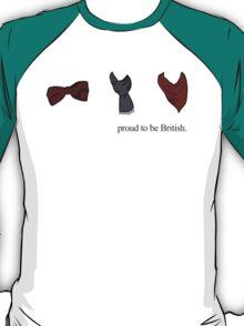 Proud to be British - TV Series T-Shirt