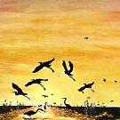 Cranes c8 by gr8erAchilles