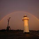 Rainbow Point by trekarts