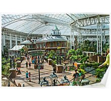 Gaylord Opryland Hotel Poster