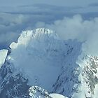 Icy Ridge after Avalanche by Braedene