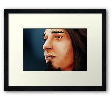 Val II Framed Print