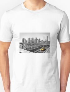 Yellow taxi T-Shirt