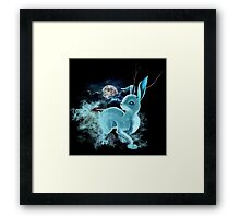 Harry Potter - Jackalope Patronus Framed Print
