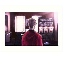 Room - NATHAN Art Print
