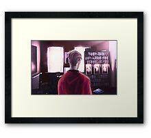 Room - NATHAN Framed Print