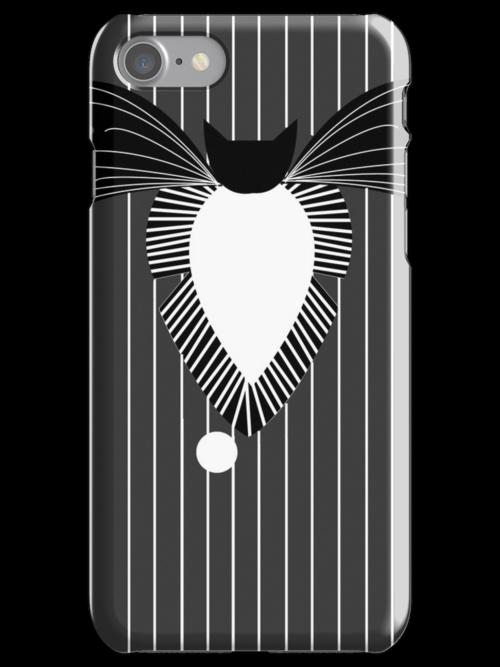 Jack iPhone Case by JohnRex