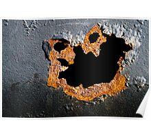 Rust Monster Poster
