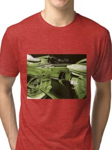 Green Imperial Tri-blend T-Shirt