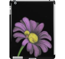 Oh ho tired! Duckling / Duck in flower iPad Case/Skin