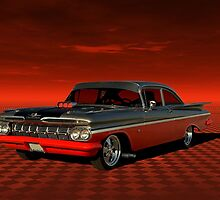 1959 Chevrolet Street Dragster by TeeMack