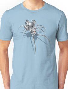 Nano Tech War Spider Unisex T-Shirt