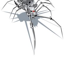 Nano Tech War Spider by Kodiaks2Scents