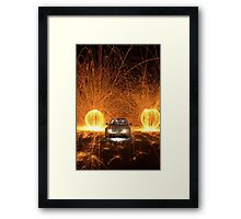 This is why im called YAMPY!! Framed Print