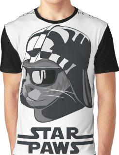 Darth Kitty - Classic grey Graphic T-Shirt