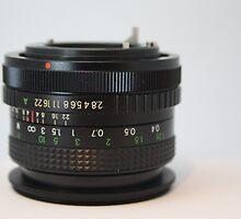Miranda Lens by Sam Denning
