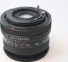 Manual Lens by Sam Denning
