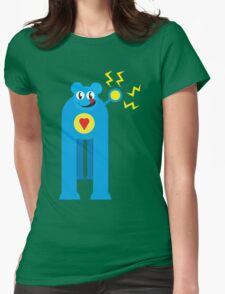Funky Creature Womens Fitted T-Shirt