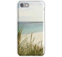 Deserted Beach iPhone Case/Skin