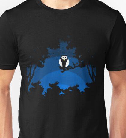 Owl - Who? Unisex T-Shirt