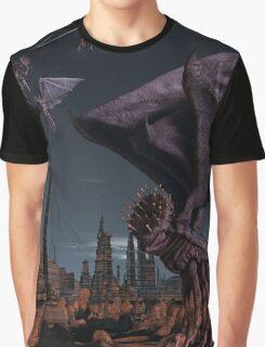 Mi Go Graphic T-Shirt