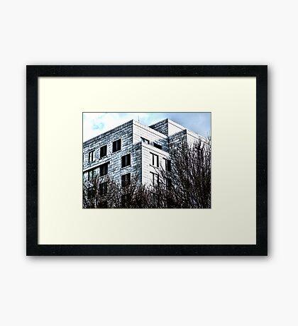 Atlanta Federal Reserve Building Framed Print