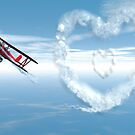Love is in the Air by Carol and Mike Werner