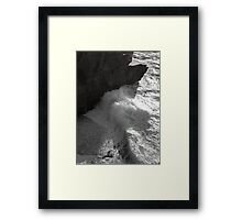 Yesnaby Wave Framed Print
